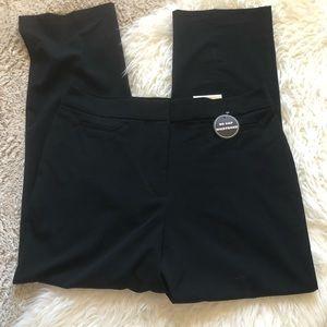 Dress Barn Pants - Size 16 straight leg trousers. No gap waistband.